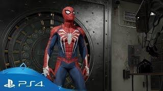 Человек-Паук   Демонстрация игрового процесса с E3 2018   PS4