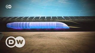 Hyperloop ile Berlin-Münih arası 30 dakika olacak - DW Türkçe