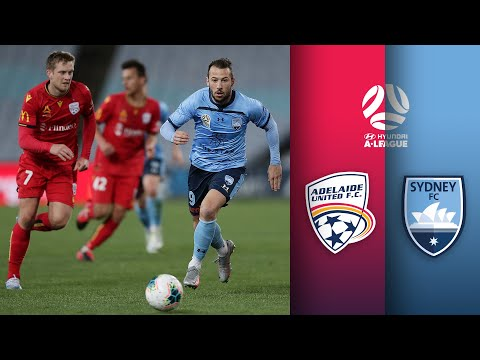 Adelaide United Sydney Goals And Highlights