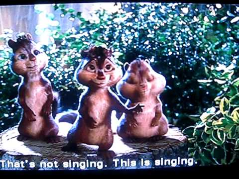 Alvin and the chipmunks  Funkytown Music