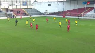 SUB-19: Gil Vicente FC vs FC Paços de Ferreira