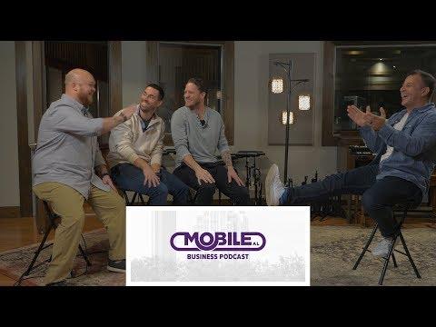 Big News for Mobile Alabama - Jake Peavy, Matt LeMond, and Luke Peavy LOVE Mobile