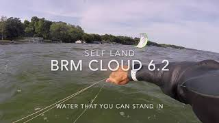 Self Land Boardriding Maui Cloud 6.2 Kite