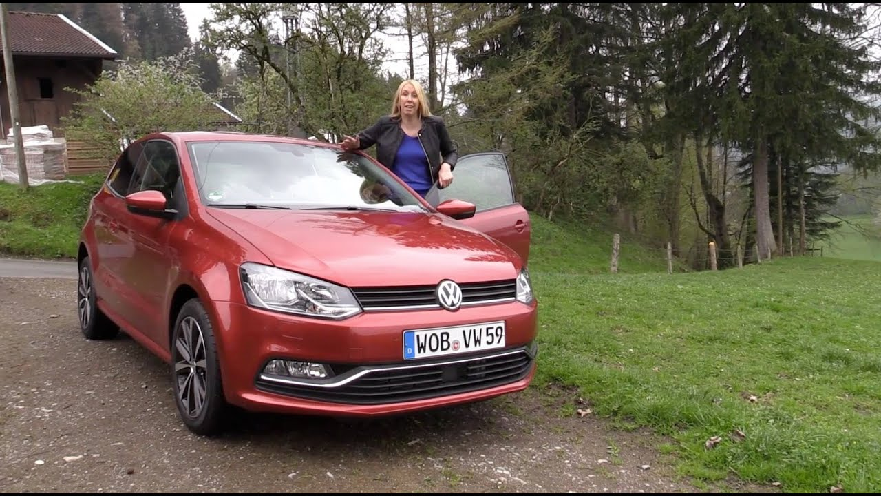 2015 Volkswagen Polo Facelift Test Review Vw Polo