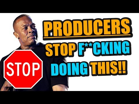 NEVER DO THESE 3 Things As A Music Producer