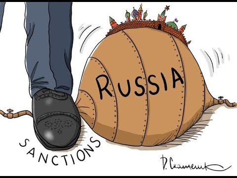 Trump Signed Biggest Sanctions On Russia.