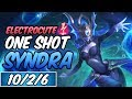 HOW TO PLAY SYNDRA | Build & Runes | Diamond Commentary | Atlantean Syndra | League of Legends