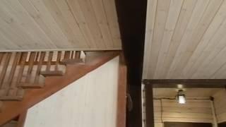 Деревянный дом из профилированного бруса. После отделки.(, 2017-01-15T17:09:48.000Z)