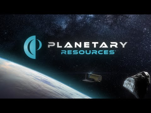 Meet the team at Planetary Resources