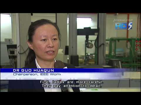 Singapore faces a shortage of engineers - 24Nov2012