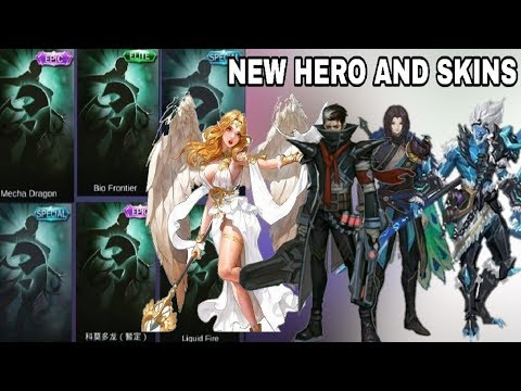 Mobile legends new skin | Mobile legends new hero | New event Mobile legends | Zodiac skins ml