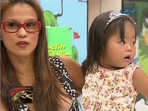 24 Oras: Anak ni Andrea del Rosario, ilang beses inoperahan sa bituka