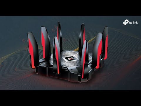How To: Setup the TP-Link Archer C5400X Gaming WiFi Router
