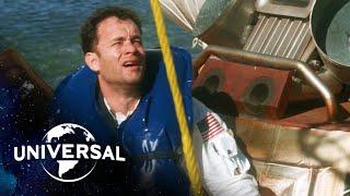 Apollo 13 | Re-Entry and Splashdown