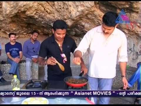 Asianet Food Path Show with St.Johns Church,Salalah.