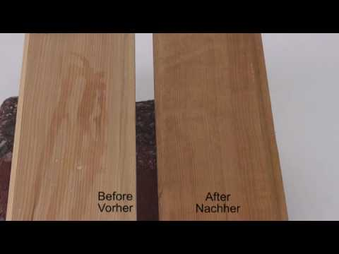 veritas wood nanoshield veritas nano holzversiegelung youtube. Black Bedroom Furniture Sets. Home Design Ideas