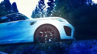 Range Rover Sport SVR ( the music Onur Ormen x BIOJECT - Pursuit )