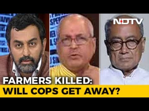 Mandsaur Farmer Killings: Protecting The Police?