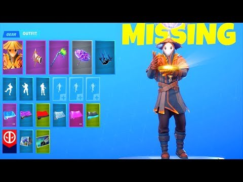 The Forgotten LEAKED Skins..! (Where Are They!?) Fortnite Battle Royale