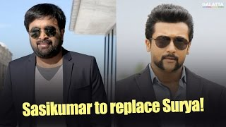 Sasikumar To Replace Surya In #KodiVeeran
