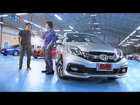 Honda Mobilio ซื้อรถฮอนด้า โมบิลิโอ พร้อมติดแก๊สดอกเบี้ยถูกค่าติดตั้งรวมไฟแนนซ์ได้