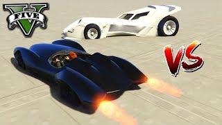GTA V Online: NOVO CARRO $6,000,000 vs BATMÓVEL!!! (NOVO JOGO)