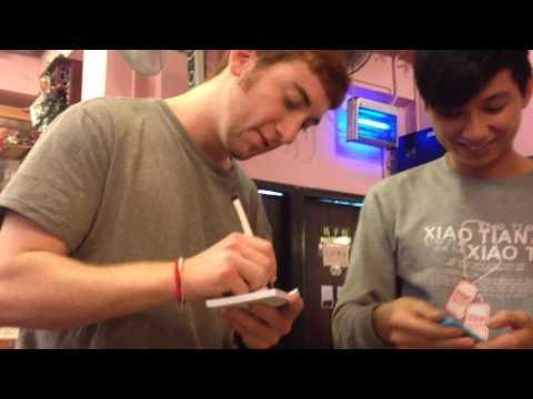 Mark Zuckerburg in Macau