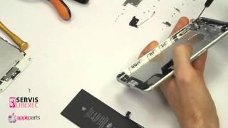 iPhone 6 Plus - Rozebrání až do posledního šroubku! - 3. díl