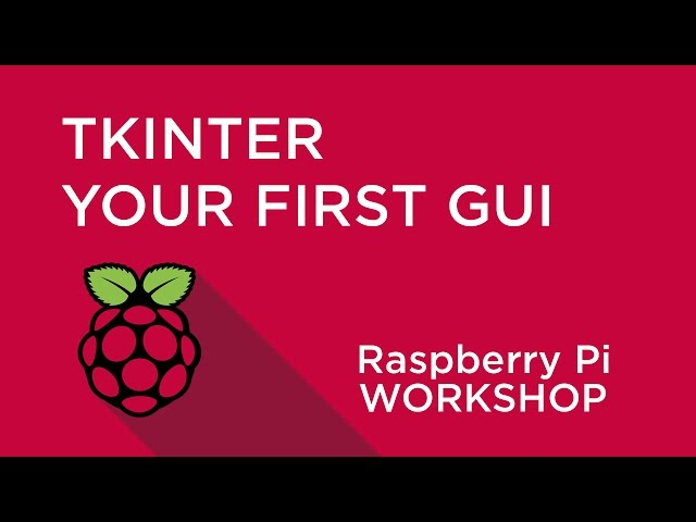 Raspberry Pi Workshop for Beginners - Tutorial Australia