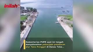 PUPR: Pelebaran Alur Tano Ponggol - inilah.com