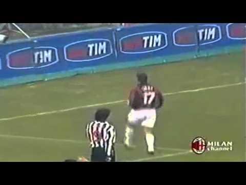 Serie A 1998-1999, day 15 Milan - Juventus 1-1 (Albertini, Fonseca)