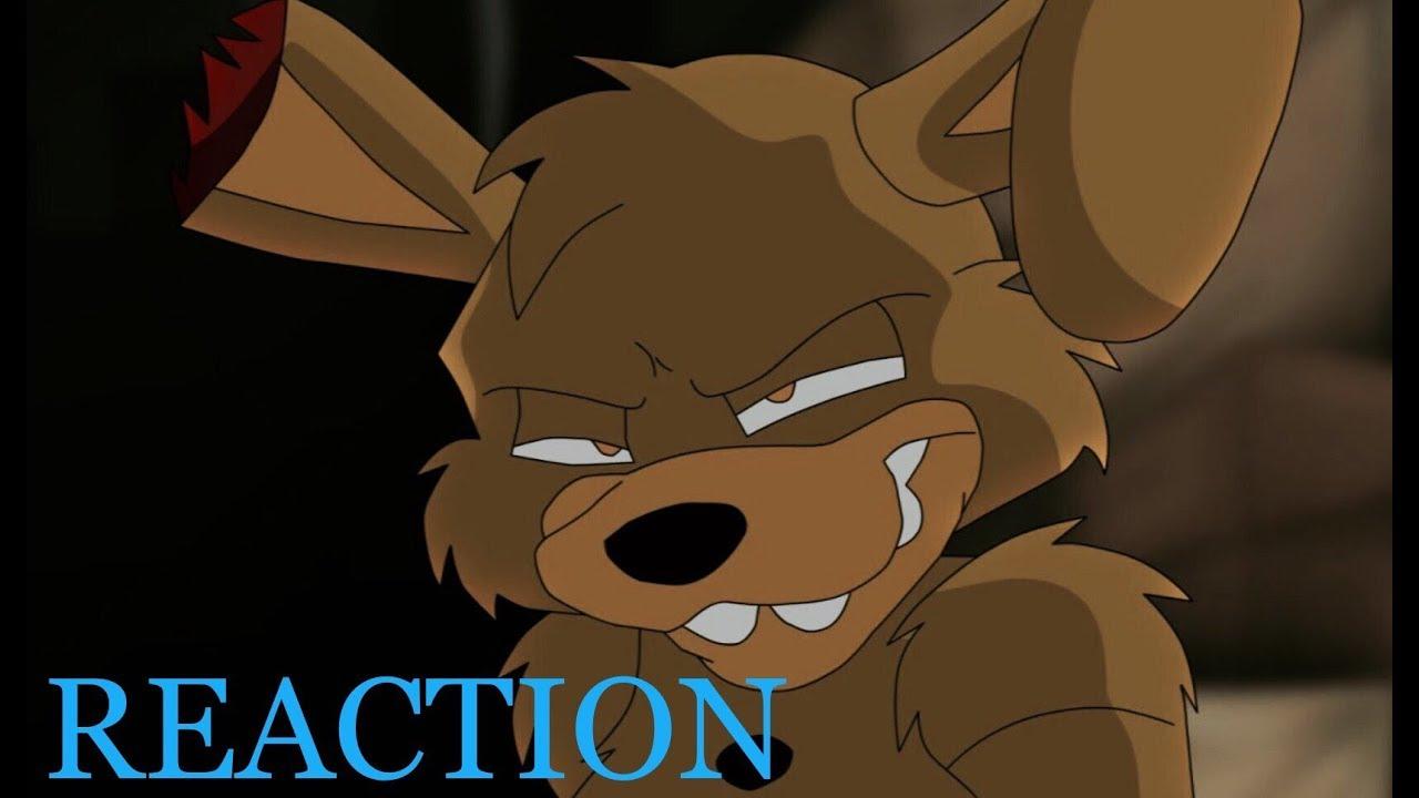 Tony Foxy: Foxy Gamer111 Reactz To: Five Nights At Fredddy's (part 16