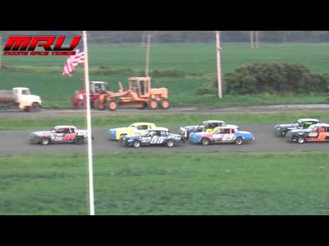 Hobby Stock A Feature at Park Jefferson Speedway on June 13th