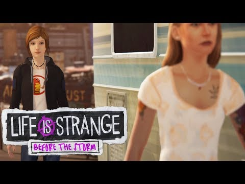 THE MYSTERIOUS WOMAN IN WHITE IS BAD NEWS | Life Is Strange: Before The Storm [EP2][P1]