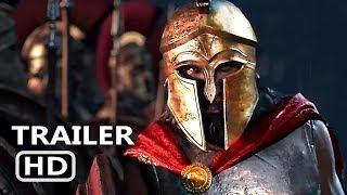 Assassin's Creed Одиссея новый трейлер с русской озвучкой (2018)