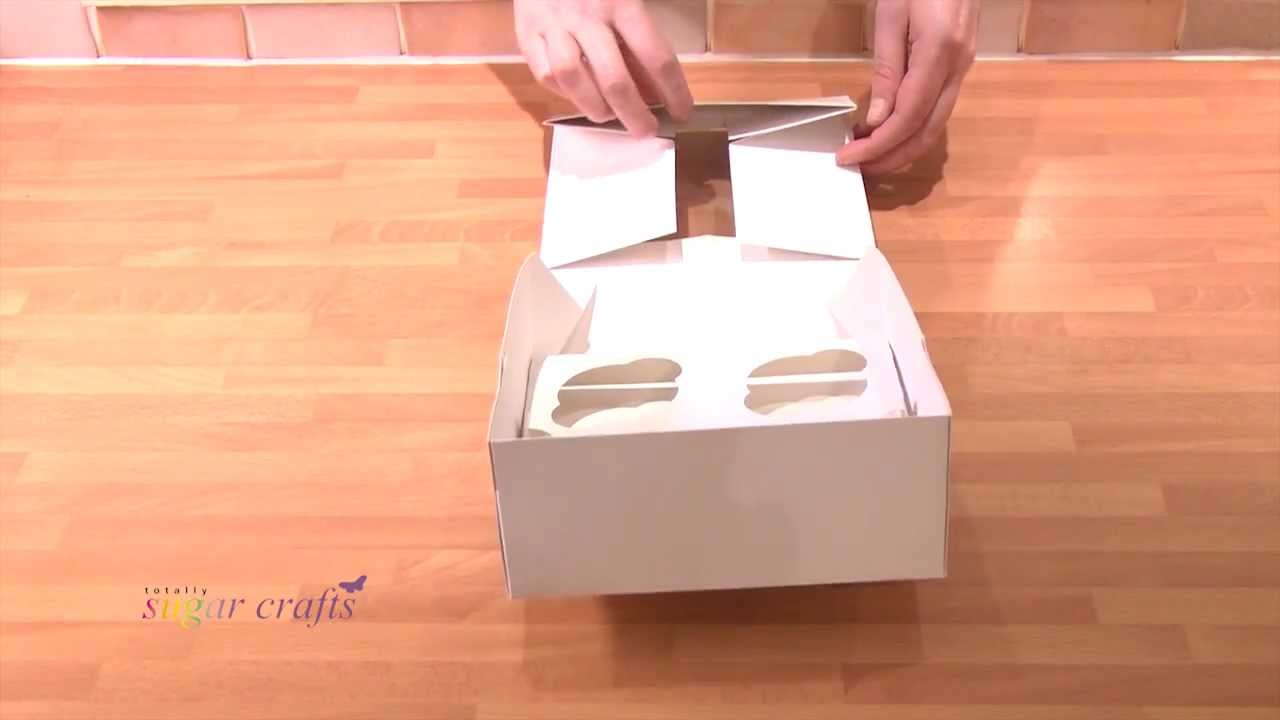 How to assemble a box 74
