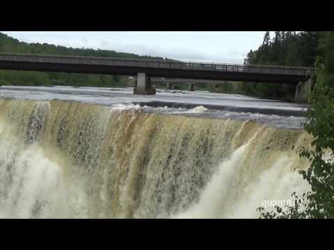 Thunder Bay tourist attractions    -    Kakabeka Falls