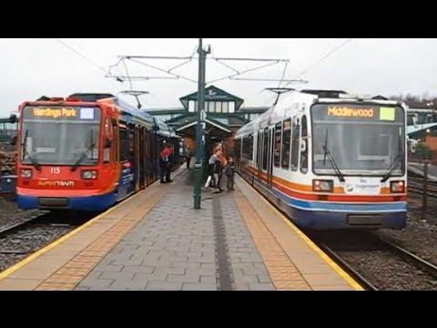 FOCUS TRANSPORT: Sheffield Supertram track renewal work