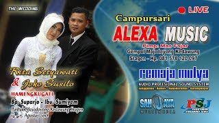 Live Streaming SANJAYA MULTIMEDIA//ALEXA MUSIC//RM SOUND SYSTEM//Live Puntuk 15 Agustus 2018