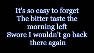 You and Tequila HD- Kenny Chesney ft. Grace Potter (with lyrics) thumbnail