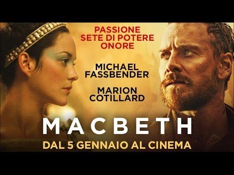 MACBETH Trailer Italiano HD
