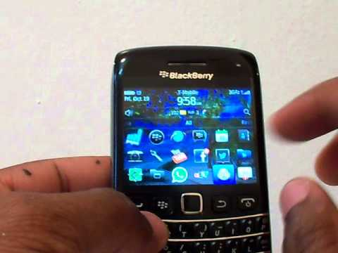 Blackberry Bold 9790 on T-Mobile: Big Things, Small Things and Issues!