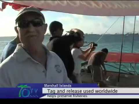 OTV News - Marshalls Billfish Tournament March 2011.mov