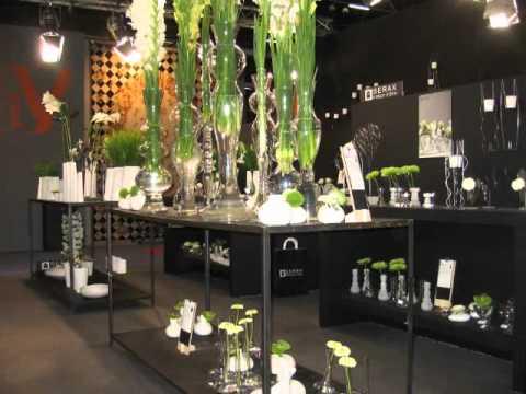Decoraci n e interiorismo con flores feria intergift for Feria decoracion madrid