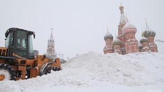 Москву завалит снегом, а потом ударят страшные морозы