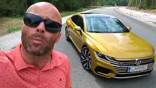 Novi Volkswagen Arteon in Ciril Komotar