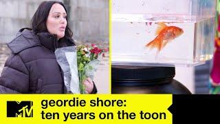 Geordie Shore Speciale 10 anni: Charlotte ricorda il funerale del suo pesce rosso