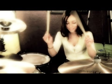 INCUBUS - NICE TO KNOW YOU - DRUM COVER BY MEYTAL COHEN
