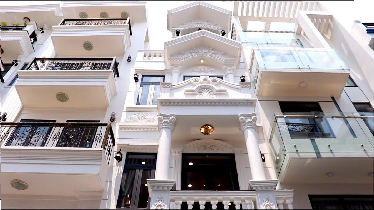 Bán nhà Gò Vấp | 6.4 tỷ, XEM NGAY CĂN BIỆT THỰ MINI,ĐƯỜNG 12M[Mua,bán nhà,đất,Gò Vấp ,Tân bình