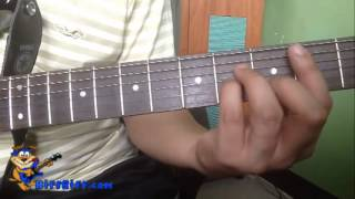 How to Play Summer of 69 by Bryan Adams